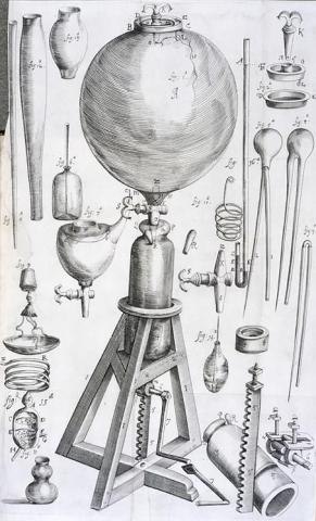 Boyle_Experiments_1660_Oxford_Air_Pump_CHF